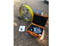 DRIANAGE PLUMBING INSPECTION CAMERA HANDYKAM