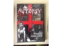 'Autopsy' Live - Dark Crusades - Double DVD - £15