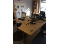 2 x office desks in great condition