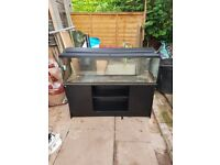 Large 'Juwel Rio' Tank (120 ltr) & Stand + extras!