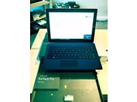 Surface Pro 3 and Type Cover 3 Keyboard