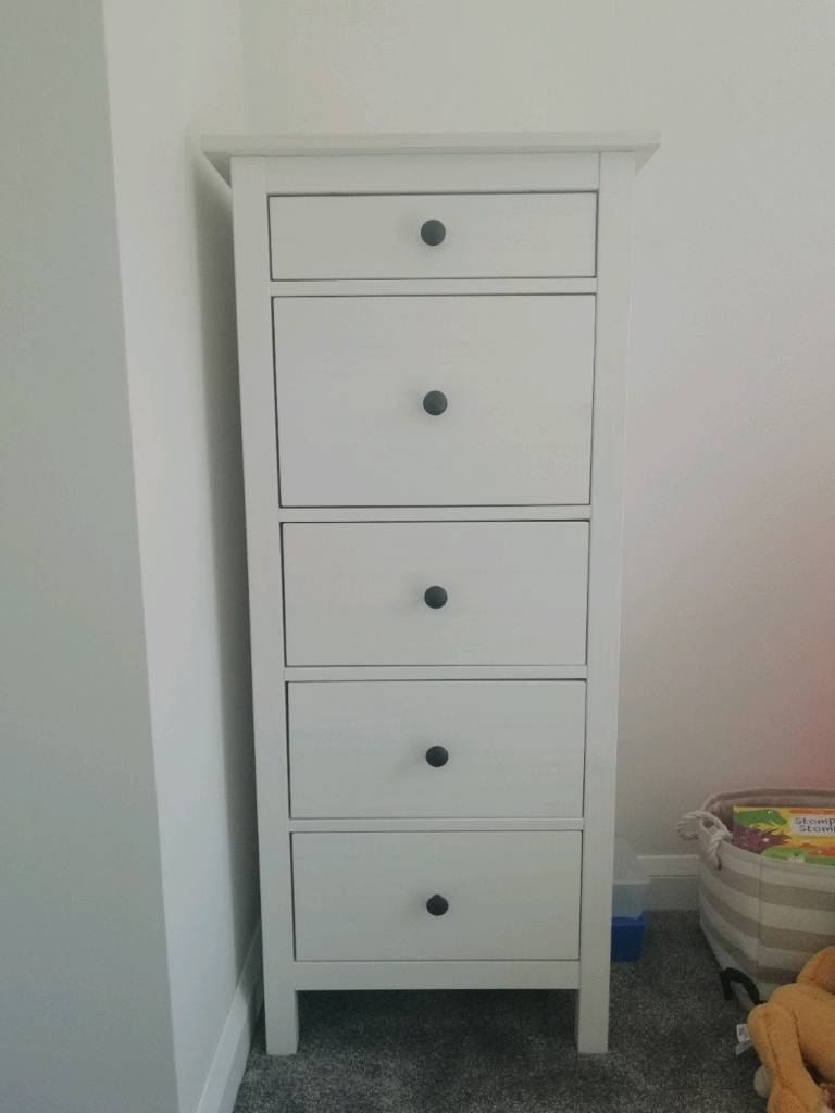 Ikea Hemnes 5 Drawer Chest In Yarm County Durham Gumtree
