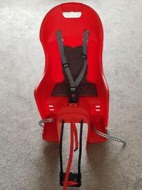 Avenir Snug Child Seat for Bicycle