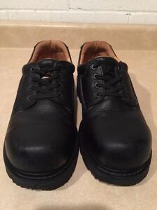 Men's Dakota Quad Comfort Steel Toe Work Shoes Size 8.5 EEE