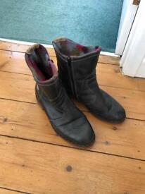 Joseph Seibel boots