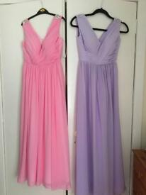 Prom or galaday dresses