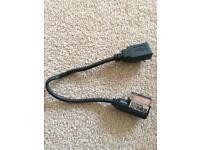VW / Audi Multimedia USB adapter - part no.5N0 035 558