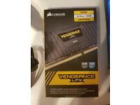 Corsair Vengeance LPX DDR4-2400MHZ 2X4GB KIT - UNOPENED
