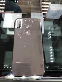 Apple iPhone X 64gb unlocked white