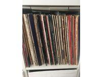 Records - LPs - Vinyl Job Lot (Rock Pop Soul Jazz Metal Classical)