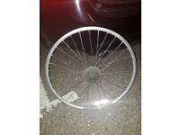 Wheel 700c rear road bike