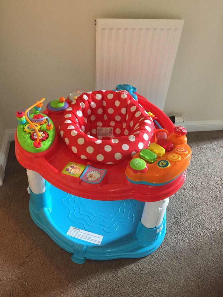Baby Activity Saucer / Jumperoo