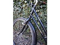 Retro Probike - 17 inch ladies shopper bike - £75ono