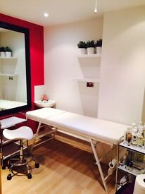 Treatment rooms to rent in beauty and therapy centre - Run Your Own Business!
