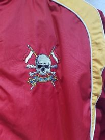 """Queen's Royal Lancers Red Sports Jacket Size M/38"""" Chest"""