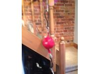 *REDUCED* BBE Floor to Ceiling ball with new straps