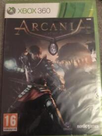 Arcania- Xbox 360