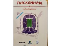 Rugby Premiership cup final tickets