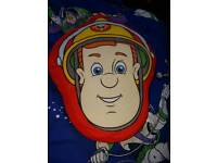 Fireman Sam pillow