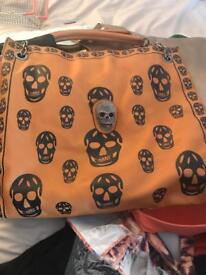 Skull bag