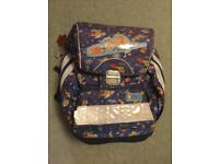 School bag very light and handy
