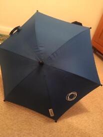 Bugaboo royal blue parasol