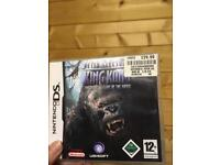 King Kong Nintendo DS game
