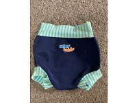 Waterbabies happy nappy - size medium (3-6m)