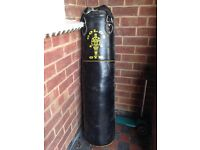 Gold's Gym Punch Bag