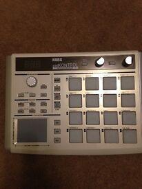 Korg PadKontol MIDI Controller