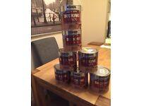 Ronseal Decking paint £15 per tin