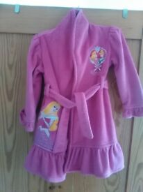 Disney Princess Bath Gown (2-3 years old)