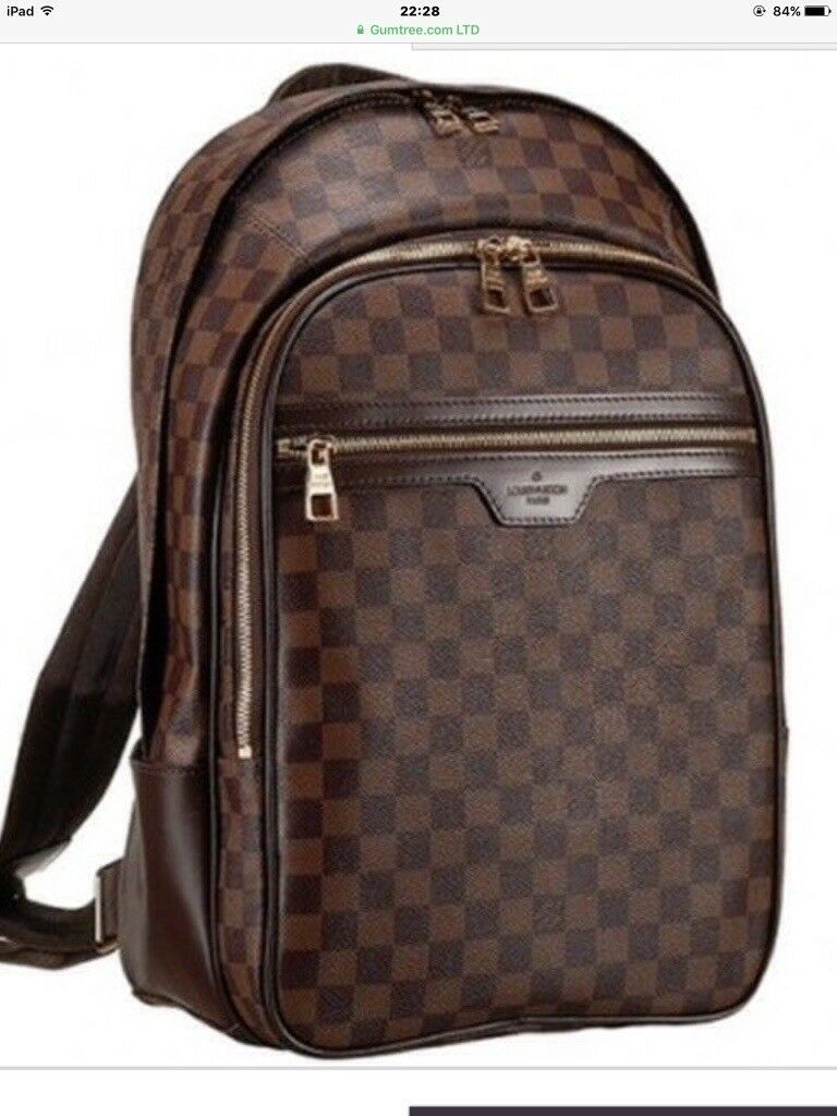 1315bb9a46f4 LOUIS VUITTON Backpack School Bag Brand New Portadown 07563870358 £40  REDUCED FOR QUICK SALE
