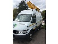 IVECO CHERRY PICKER