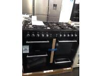 NEW LEISURE DUAL FUEL RANGE COOKER