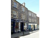 **STUDIO APARTMENT FOR RENT - 2A HOWEGATE HAWICK**