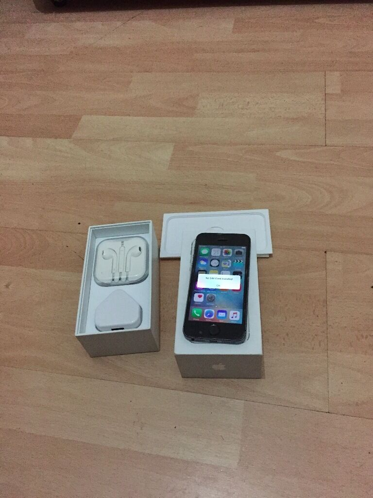 iphone 5s grey unlocked boxed with all accessories selling as upgraded fully working perfectlyin Newham, LondonGumtree - iphone 5s grey unlocked boxed with all accessories selling as upgraded fully working perfectly