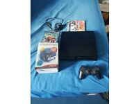 Playstation 3 slim 320gb excellent condition