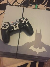 PlayStation4 and controller