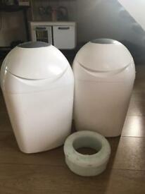 Tommee Tippee Nappy bins