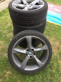 "BMW 19"" Twist alloys. 269 style. BBS"