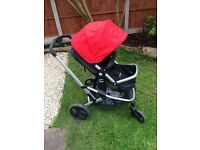 Mother care xpedior 2 in 1 pram pushchair
