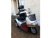 Electric Motability Scooter TGA Breeze S3