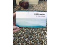 Hd megapixel ip cloud camera