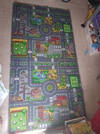 Road rug/ play mat