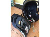 Cybex Platinum Isofix Baby Car Seat