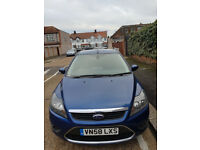 Ford Focus 1.8 Titanium TD 115 5dr Manual Diesel 2008 AC 119K MOT July'19 1 owner FSH £1895