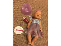 Baby born and baby annabell dolls items