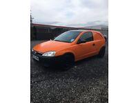 """Vauxhall corsa van 1.7 diesel its got 16"""" alloys"""