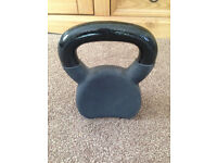 Kettlebell weight 8kg - Ferndown